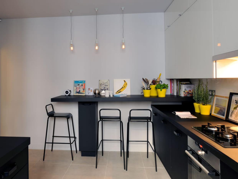 un coin repas int gr et pratique. Black Bedroom Furniture Sets. Home Design Ideas