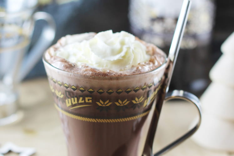 Chocolat chaud, Suze et chantilly