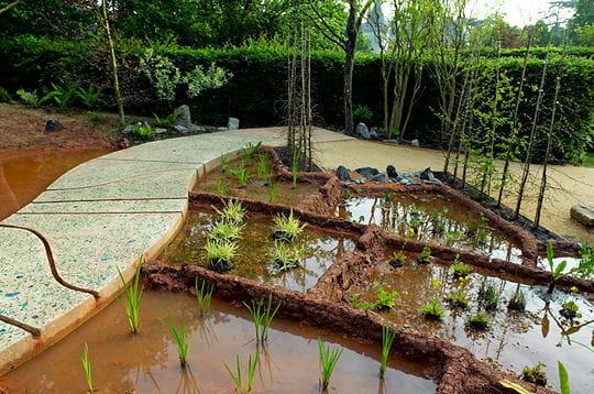 Le jardin bien partagé