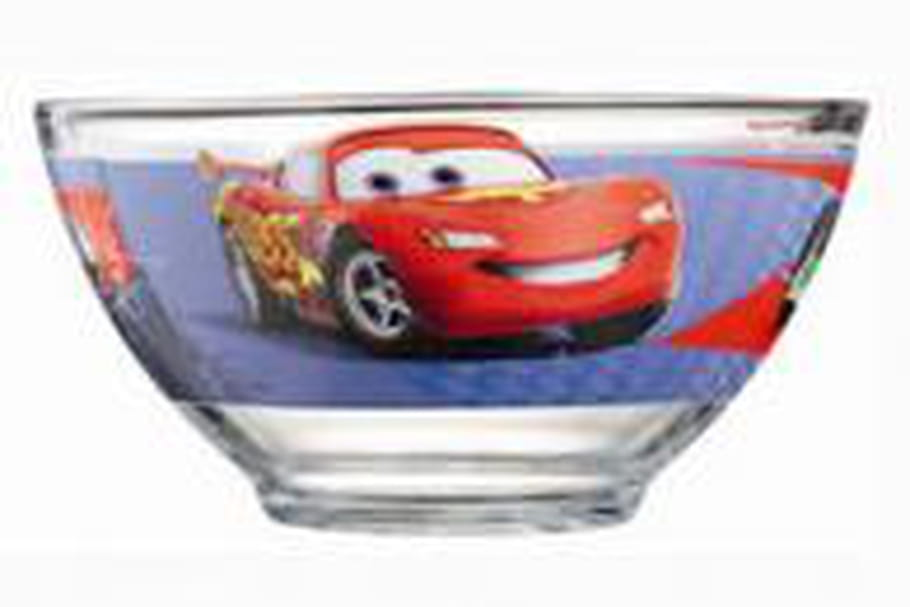 """Luminarc prend la route avec """"Cars 2"""""""