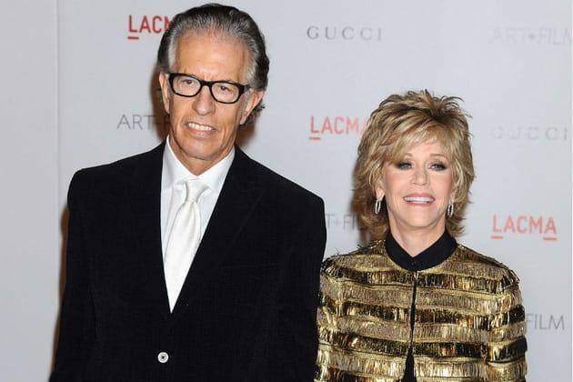 Jane Fonda et Richard Perry