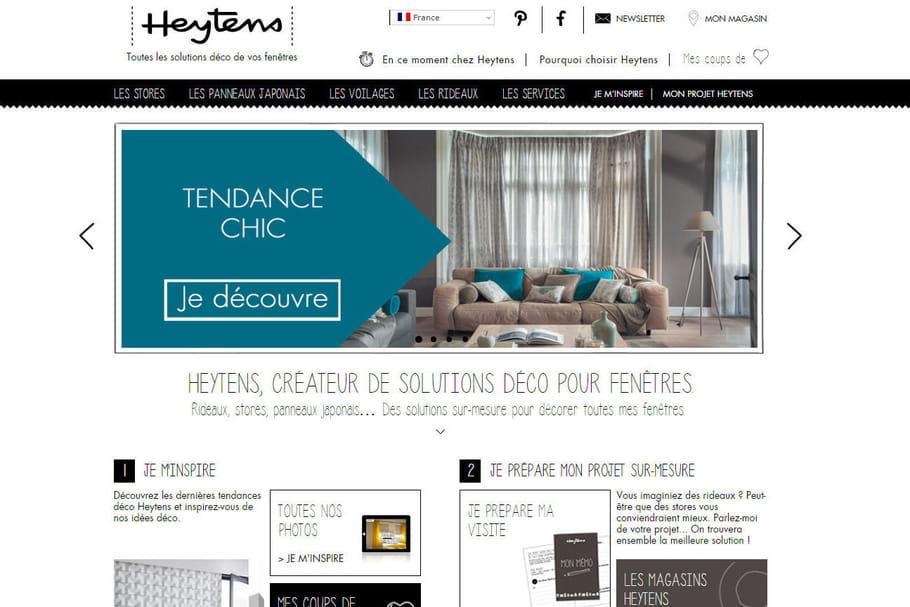 Acheter chez Heytens : des tissus et des services sur-mesure