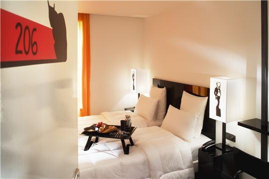 39 chambres au cœur de Paris
