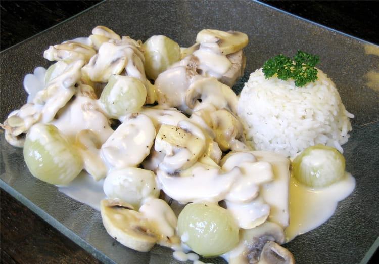 Blanquette de veau la meilleure recette - Cuisiner la blanquette de veau ...
