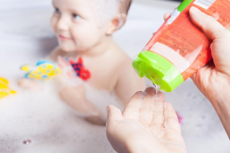 Les cosmétiques à éviter pour les bébés