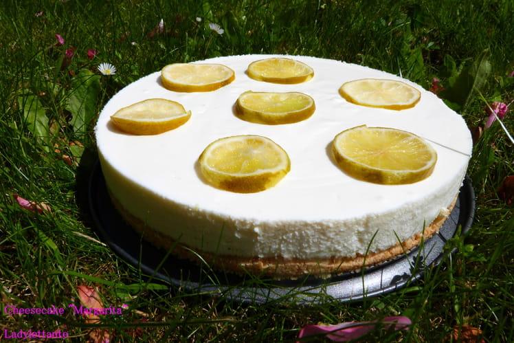 Cheesecake Margarita