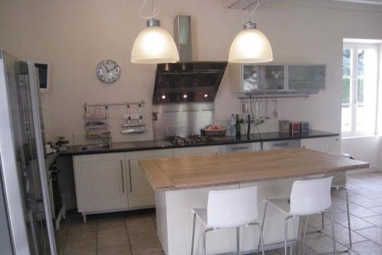 Cuisine moderne et contemporaine - Deco cuisine contemporaine ...