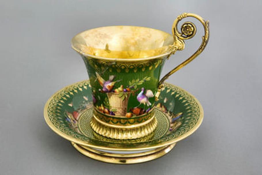 Dix derniers jours de l'exposition Porcelaine de Sèvres