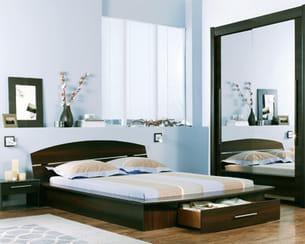 des lits à tiroirs