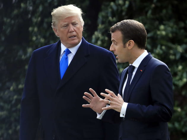 "Emmanuel Macron, le ""dealmaker"""