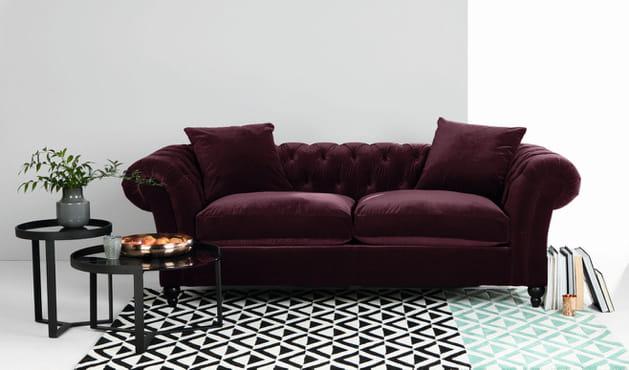 Canapé Chesterfield Bardot de Made.com