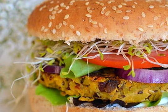 15 recettes de hamburgers végétariens