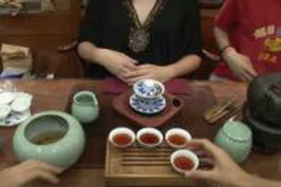 Le Pu Ehr, un thé chinois qui vaut de l'or