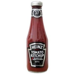 ketchup heinz au vinaigre balsamique. Black Bedroom Furniture Sets. Home Design Ideas