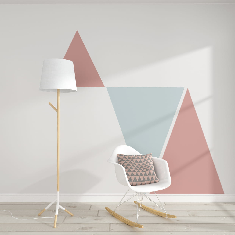 peinture saphyr rose joue et opale 4 murs. Black Bedroom Furniture Sets. Home Design Ideas