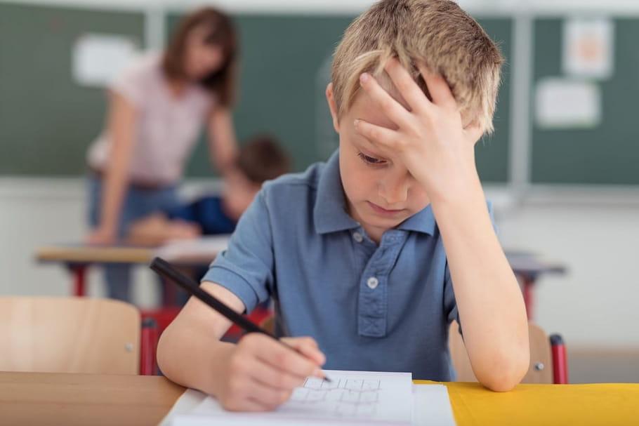Réussite scolaire: les élèves français n'ont pas confiance en eux