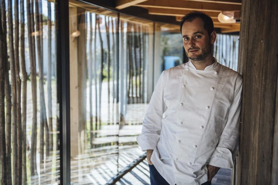 Alexandre Couillon, le cuisinier du vivant