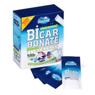 bicarbonate en dosette
