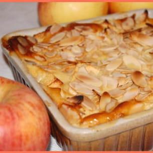 gratin de pommes