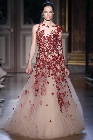 zuhair murad, défilé haute couture automne-hiver 2011-2012