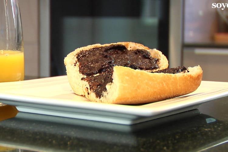 Pâte à tartiner façon  Nutella