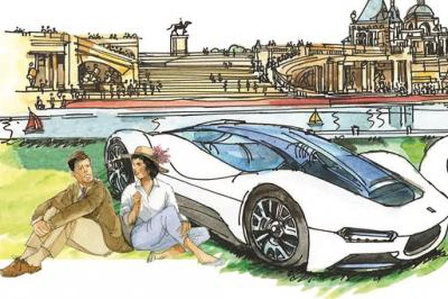 Chantilly : la crème du luxe