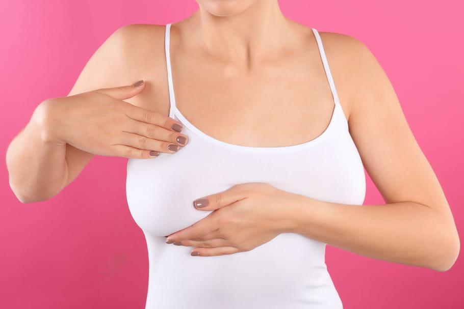 Boule dans le sein : le signe de quoi ?