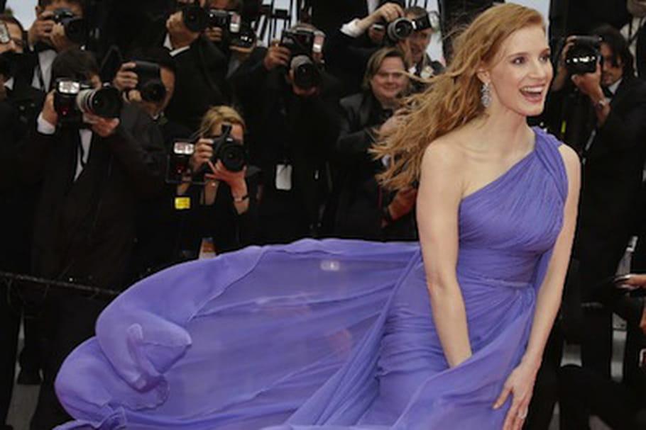 Cannes [EN DIRECT] : avec Jessica Chastain et Lily Allen au Martinez
