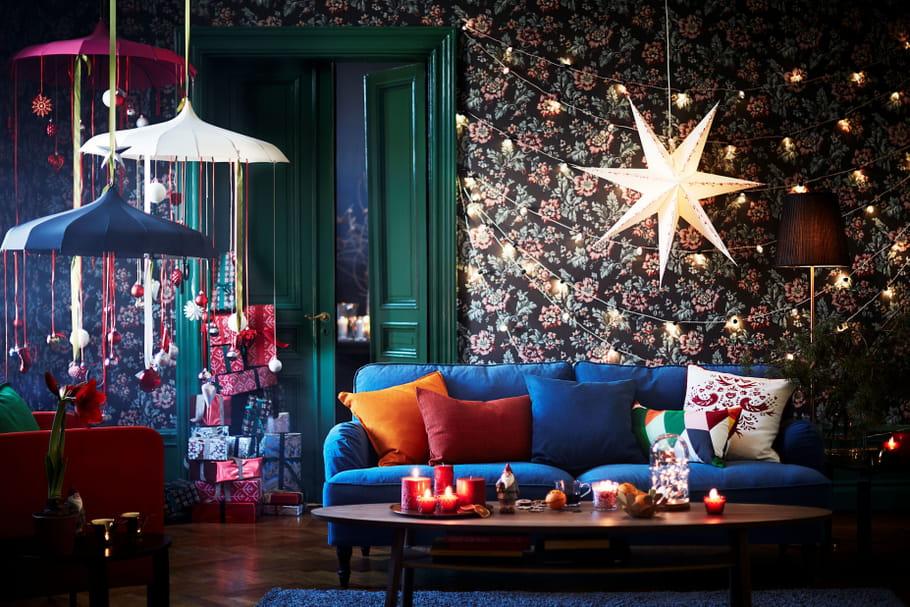 Ikea: la collection de Noël Vinter 2016en images