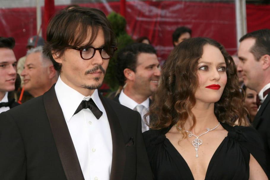 Johnny Depp reçoit le soutien de Vanessa Paradis