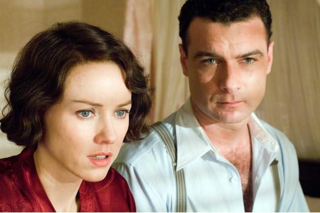 """Les acteurs se sont rencontrés sur le tournage du film """"Le Voile des Illusions"""", en 2005"""