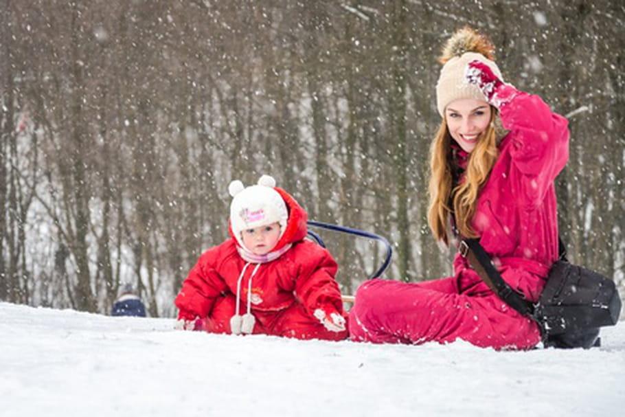 Où partir au ski avec un bébé ?