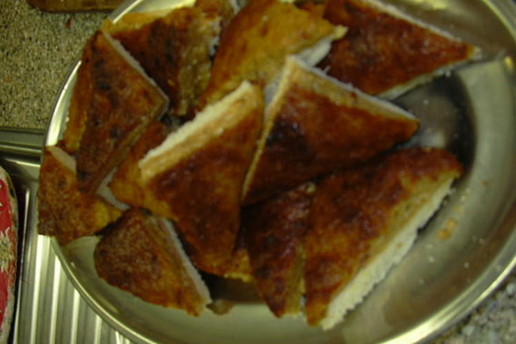 Toasts du brasseur