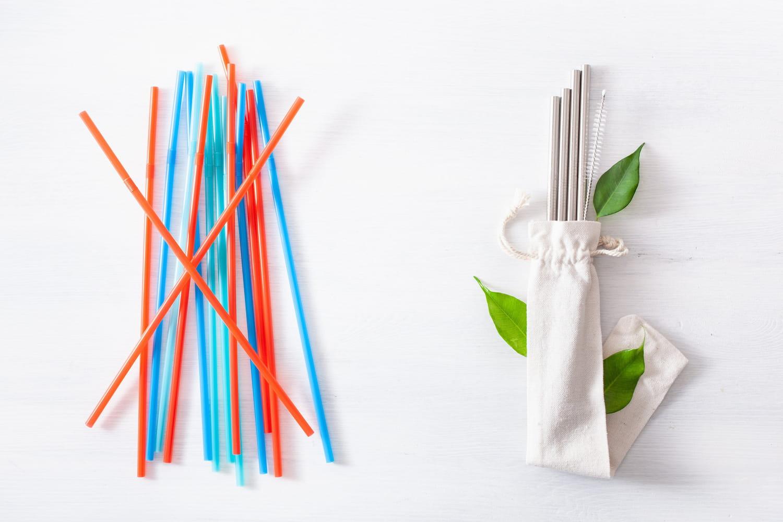 Plastique à usage unique: par quoi les remplacer?