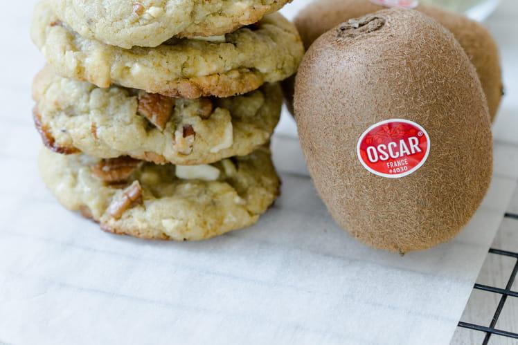 Cookies matcha aux kiwis Oscar®