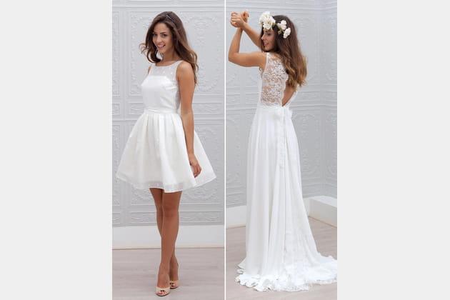 Robes de mariée Marie Laporte 2015