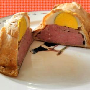 pâté berrichon ou pâté de pâques