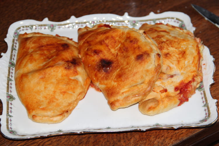 Pizza Calzone Napolitain