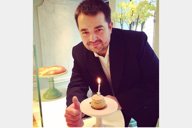 Jean-François Piège anniversaire Thoumieux