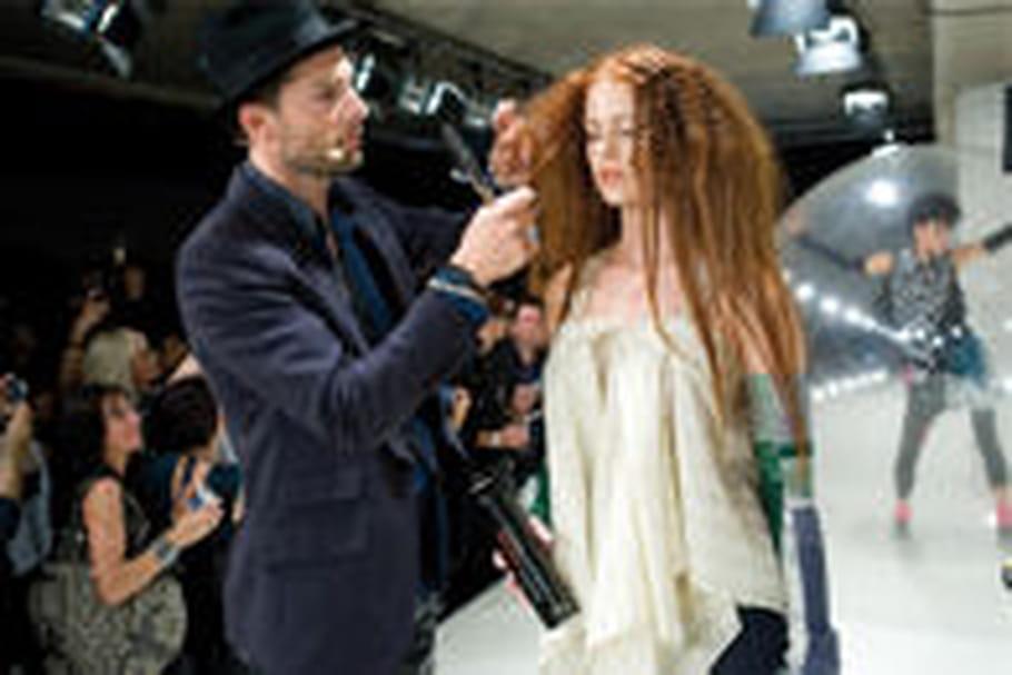 Sebastian met en compétition les talents de la coiffure lors du What's Next Challenge