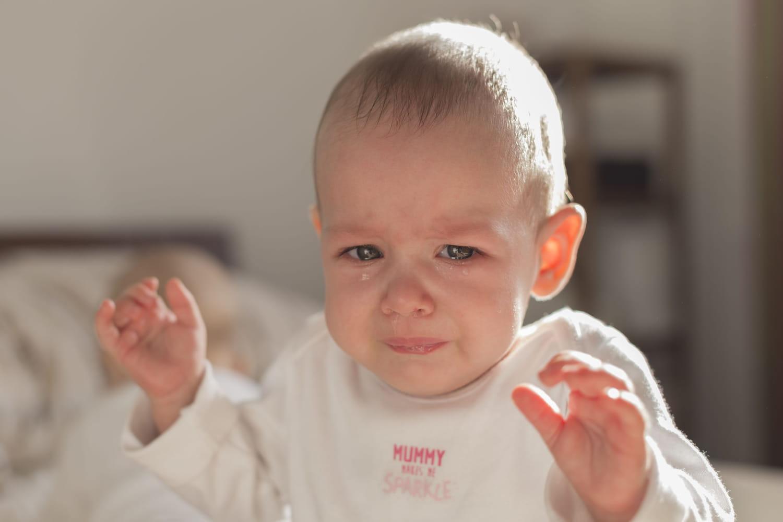 Angoisse du 8e mois: comment gérer l'angoisse de la séparation?
