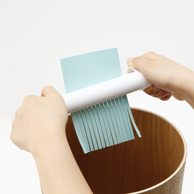 Destructeur de papier manuel MUJI