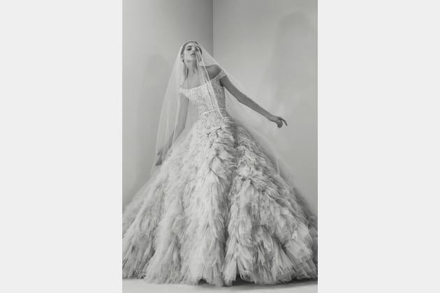 Une robe de mariée sublime