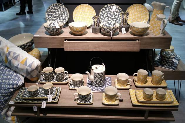 Vaisselles Graphiques Par Sema Design