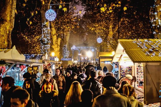 Le marché de Noël de Zagreb