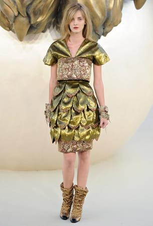 défilé chanel, haute couture automne-hiver 2010-2011
