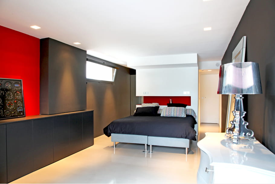 Chambre contemporaine chambre design 25 inspirations for Chambre contemporaine design