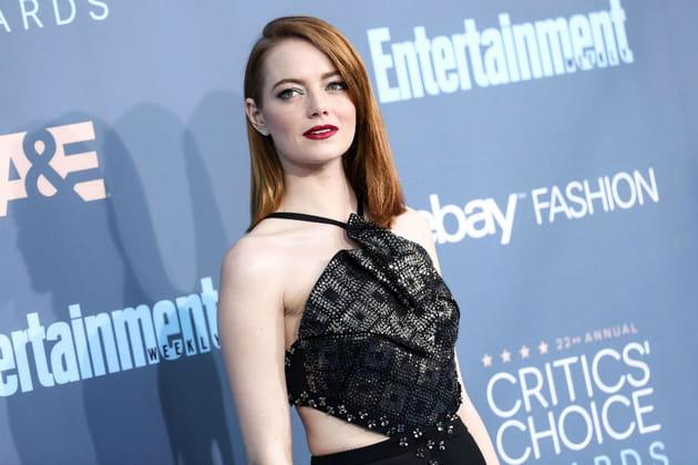 Défilé de looks aux Critics' Choice Awards 2017