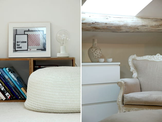 Mobilier blanc
