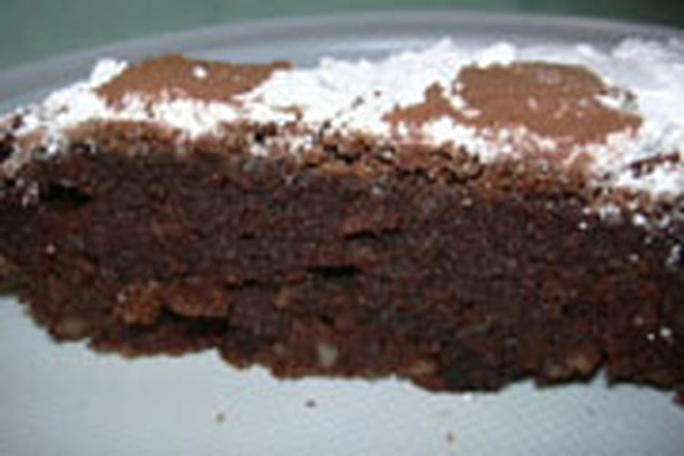 Torta caprese (gâteau au chocolat et amandes)